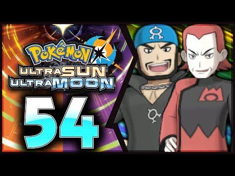 Pokemon Ultra Sun and Moon: Part 54 - Archie & Maxie Battles! [Post-Game 100% Walkthrough]