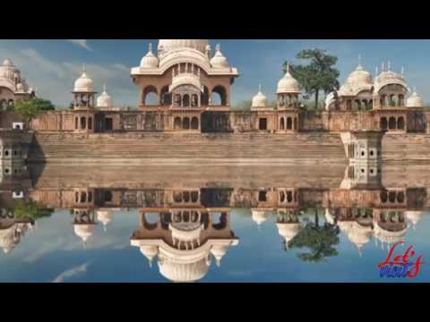 beautiful religious place Vrindavan