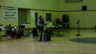 15 yr old girl Indie guitarist/singer @ High School talent show