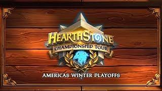 Americas Winter Playoffs - Day 1 - HCT 2019