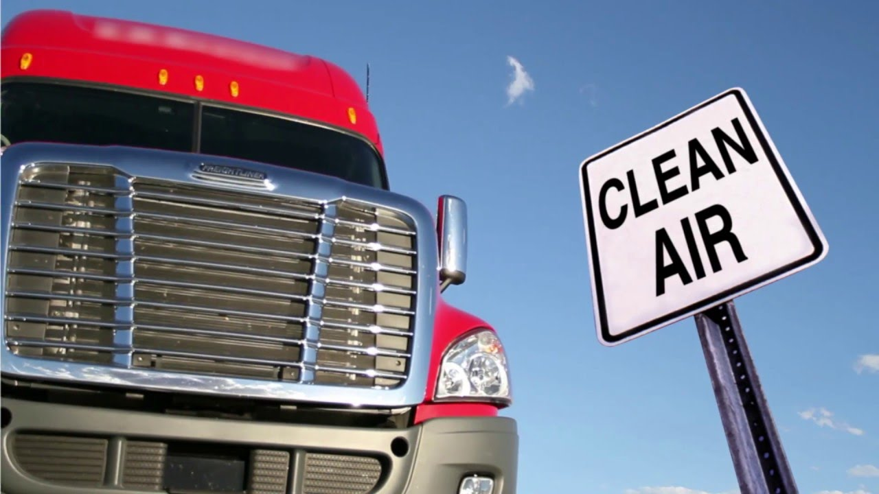 Idle-Free California | Heavy-Duty Vehicle Idling