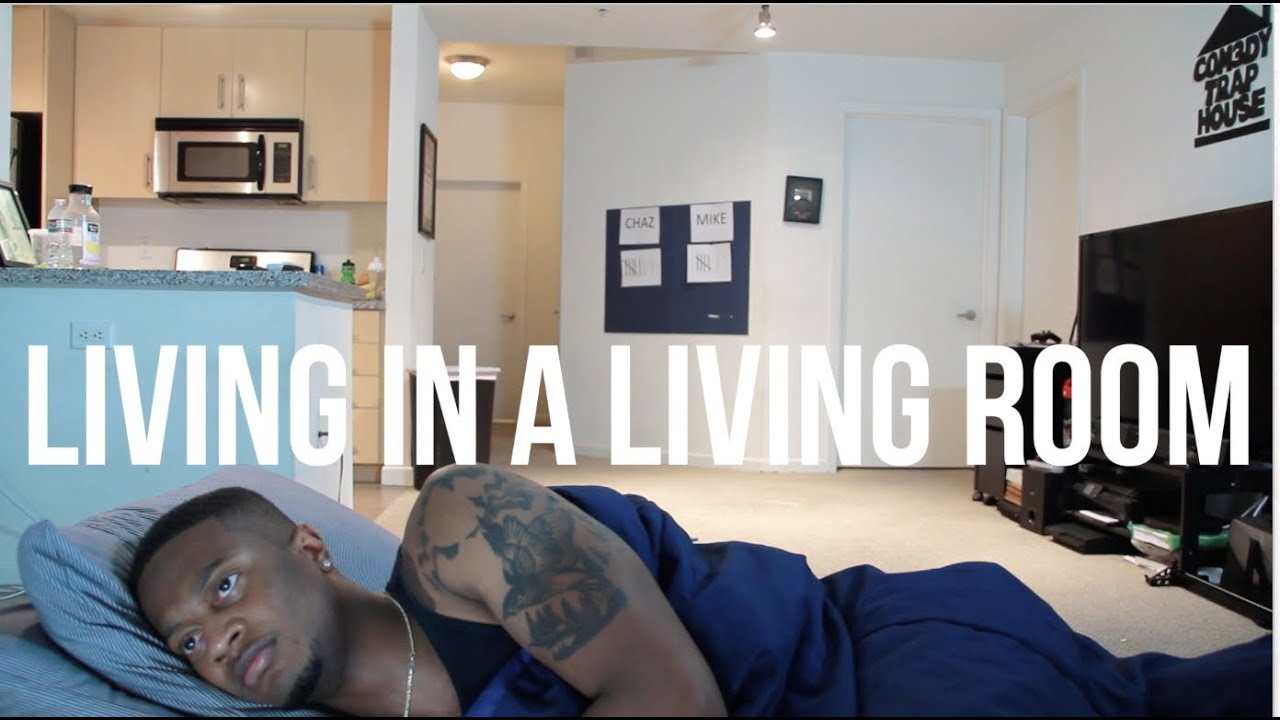 Living In A Room You