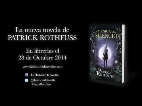 Un mensaje de Patrick Rothfuss sobre La música del silencio