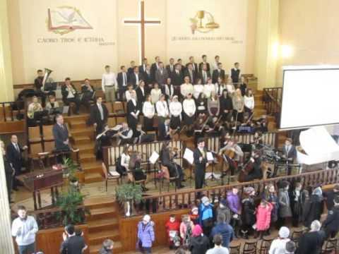Как прекрасно всё то, что Твоё - Киевский объединённый хор и оркестр ЕХБ
