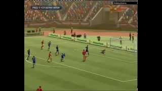 2015 Virtual World Cup Qualifying Austria - Italy