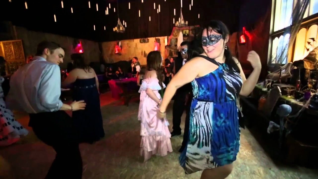 13e72d1f4c2 Halloween Masquerade Ball at Whimsic Alley 2013 - YouTube