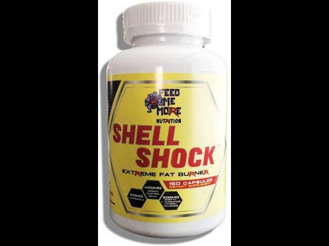 Shell Shock Fat Burner Review-Feed Me More Nutrition Weight Loss ?