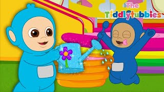 Teletubbies ★ BARU Tiddlytubbies Season 3! ★ Episode 2: Magic Watering Can! ★ Videos For Kids