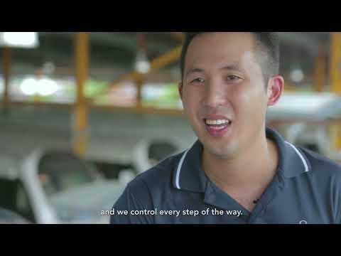 Public Transport Industry's Career Conversations - Hong Dexuan