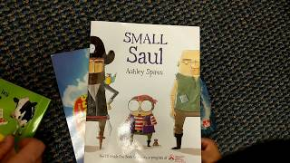 "Reading ""Small Saul"" children"