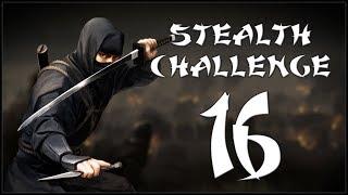 THE RE-DO - Hattori (Legendary Challenge: Stealth Units Only) - Total War: Shogun 2 - Ep.16!