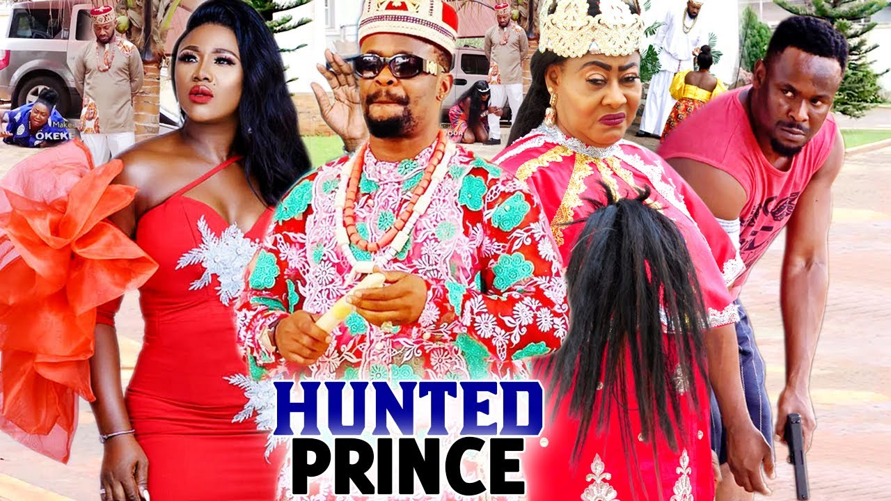 Download HUNTED PRINCE SEASON 1&2- NEW MOVIE HIT ZUBBY MICHAELS 2021 LATEST NIGERIAN NOLLYWOOD MOVIE