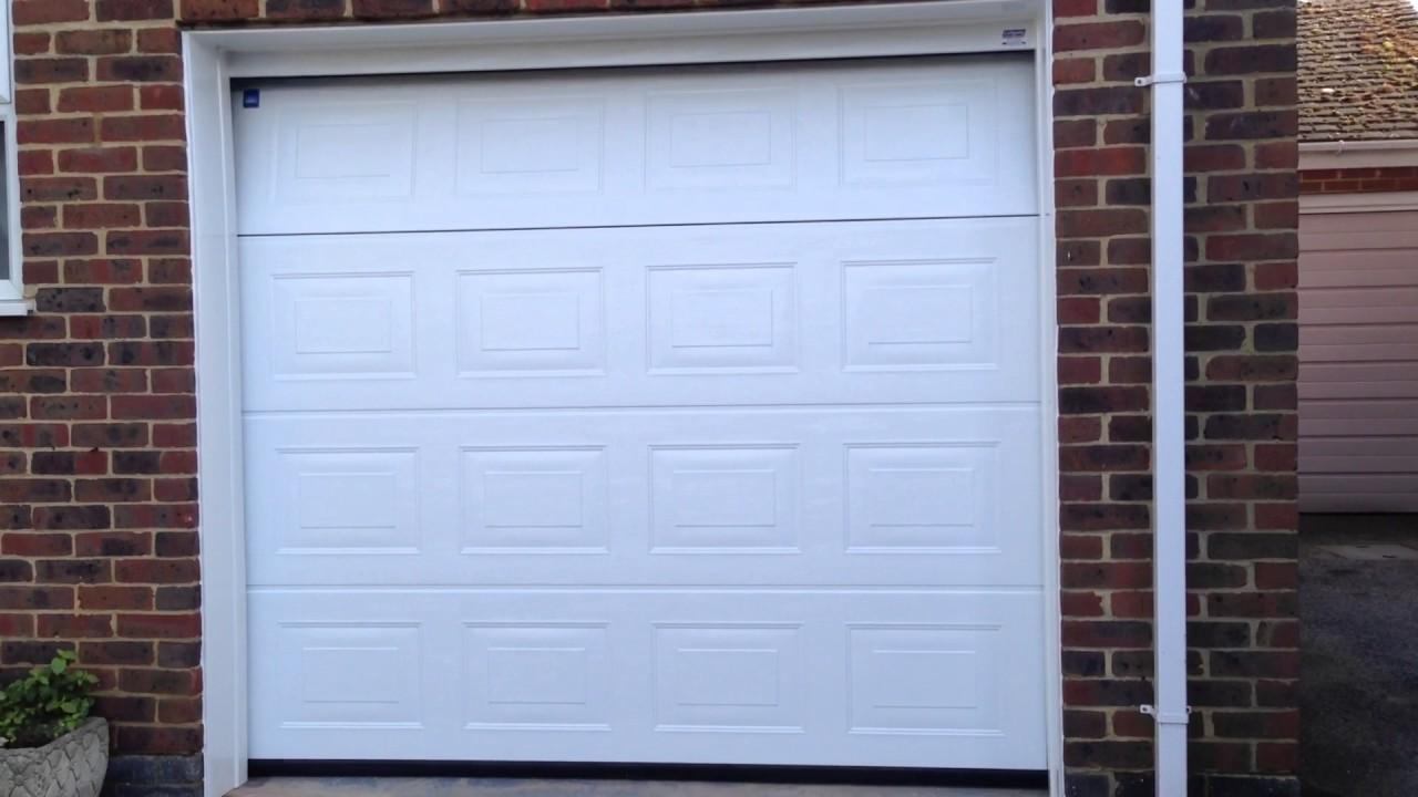 Garador sectional youtube garador sectional colgate garage doors ltd rubansaba