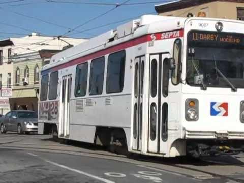 Southeastern Pennsylvania Transportation Authority Subway Surface Trolley System