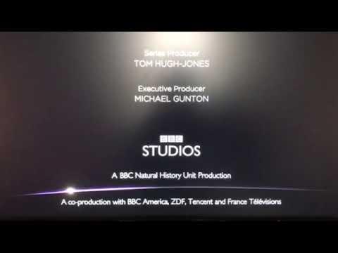 BBC Studios-Natural History Unit Production/BBC Earth(2016) Logo