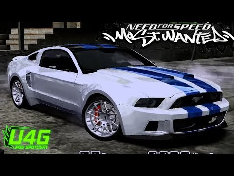 Need For Speed Movie Ford Mustang Shelby Gt500 Nfs Most Wanted
