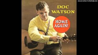 Watch Doc Watson Froggie Went Acourtin video