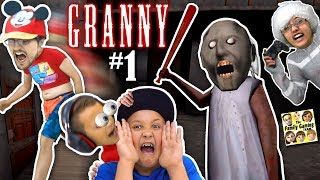 ESCAPE GRANNY HOUSE! She Won't Let Me Play Fortnite! (FGTEEV) thumbnail