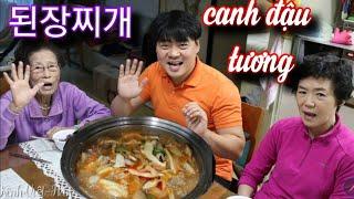 [Hàn Quốc] Cười chớt được khi Hoon nấu 된장찌개-Canh đậu tương (12/5/2019)