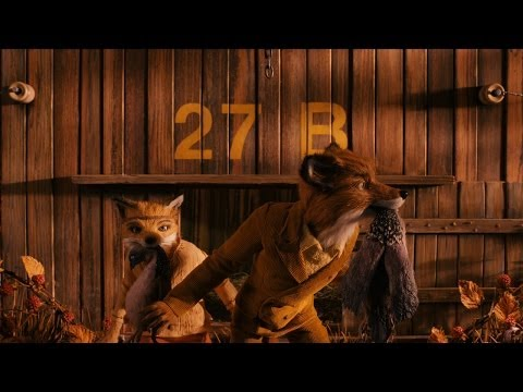 Three Reasons: Fantastic Mr. Fox poster