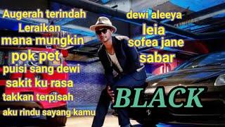 #kumpulan#lagu#blackhanifah#album Album song Black Hanifah