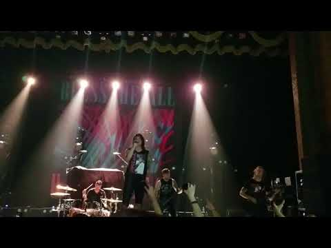 Sleepless In Phoenix by Blessthefall Live! Springfield, MO
