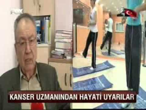 Onk.Prof.Dr.Bülent Berkarda Kanser Tedavisinde Yapılması Gerekenleri Anlatıyor.