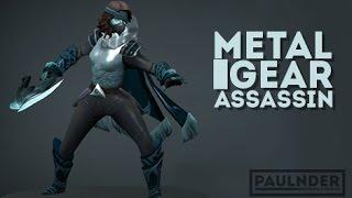 Metal Gear Assassin Dota2Changer