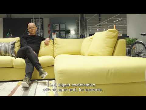 Vimle Sofa Youtube