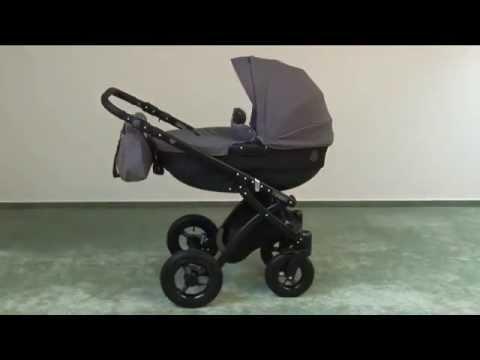 Обзор детской коляски Tako Alive