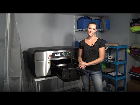 AnaJet DTG Printer Customer Testimonial – Katie Aretos and Your Graphix