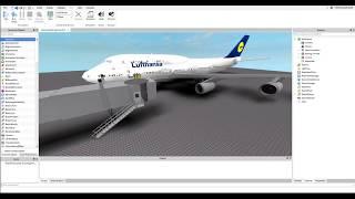 Roblox Nexus Jetway (Now Free)