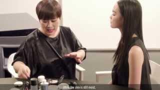 Artists Up Close: Creating Luminous Skin with Suk Byoun