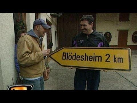 Raab in Gefahr in Blödesheim  TV total