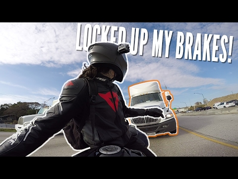 SEMI vs MOTORCYCLE ROAD RAGE! The Hypest Hype man + Bad drivers!