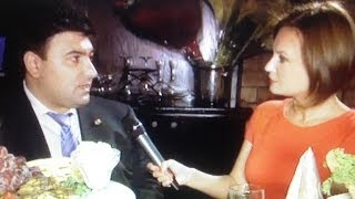 RESTORANTE SIGNATURE & LOUNGE FABERGE. REPORTER YULIA RYDLER