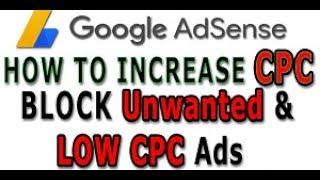 Block Low Cpc Paying Adsense Ads - BerkshireRegion