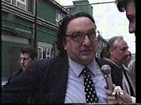 Gianni De Michelis su Porto Marghera 1989