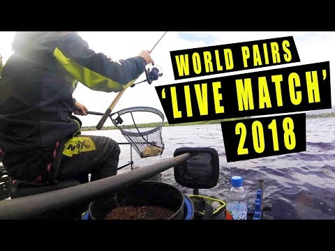 BEST FISHING FESTIVAL OF THE YEAR! The World Pairs Angling Experience LIVE DIARY