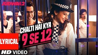 """Presenting the lyrical video most iconic song""""chalti hai kya 9 se 12"""" of bollywood, varun dhawan, jacqueline fernandez, and taapsee pannu - star cast ..."""
