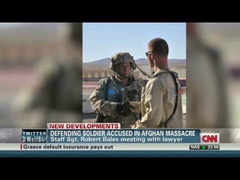 New info. on Afghan massacre suspect