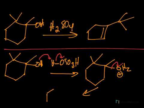 Organic Chemistry Made Easy! | Mechanisms | Alcohols, Ring Opening/Closure - Advanced Problem (6)