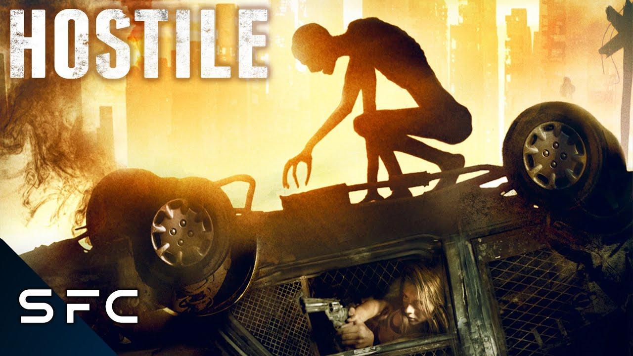 Download Hostile | Full Horror Sci-Fi Movie | Apocalyptic Alien Attack
