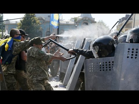 Kiev Chaos Comeback: 'Revolution eats its own children'