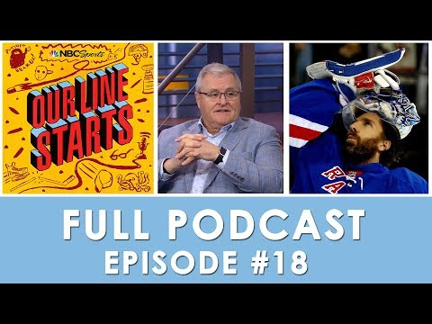 Chris Kreider landing spots, buyers and sellers at deadline | Our Line Starts Ep. 18 | NBC Sports