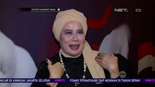 Dewi Yull Bangga Putranya Dampingi Presiden Jokowi Belajar Bahasa Isyarat