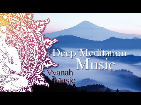 8 Hours Relaxing Music, Zen, Background for Meditation, Massage, Spa, Study, Resting, Yoga  Vyanah