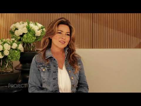 Shania Twain Interview - Kim Crossman - The Project New Zealand