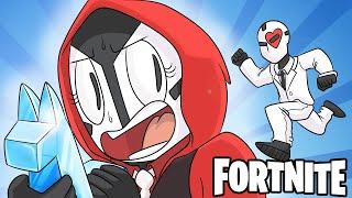Fortnite: O GRANDE ROUBO! (High Stakes) épico