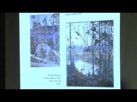 Roald Nasgaard - Painting Canada: Tom Thomson and the Group of Seven